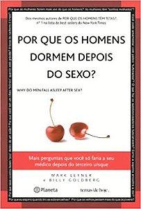 POR QUE OS HOMENS DORMEM DEPOIS DO SEXO