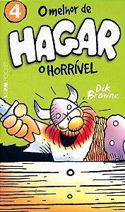 O MELHOR DE HAGAR 4 O HORRIVEL - 544