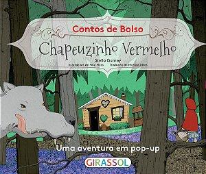 CONTOS DE BOLSO CHAPEUZINHO VERMELHO