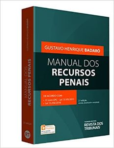 MANUAL DOS RECURSOS PENAIS