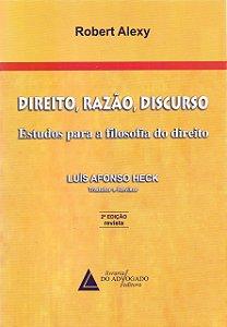 DIREITO, RAZAO, DISCURSO - ESTUDOS PARA A FILOSOFIA DO DIREI