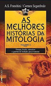 AS MELHORES HISTORIAS DA MITOLOGIA VOLUME 2 - 1004