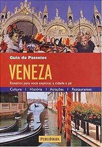 GUIA DE PASSEIOS - VENEZA