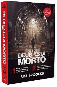BOX-DEUS NAO ESTA MORTO 1 E 2