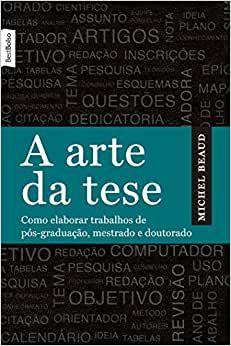 A ARTE DA TESE