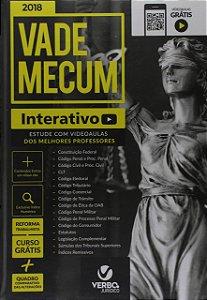 VADE MECUM VERBO JURIDICO 2018 INTERATIVO
