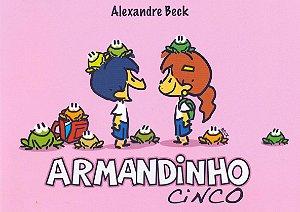ARMANDINHO - CINCO