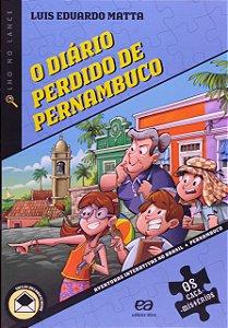 O DIARIO PERDIDO DE PERNANBUCO