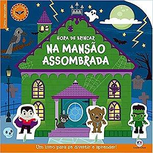 HORA DE BRINCAR NA MANSÃO ASSOMBRADA