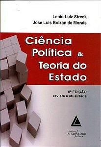 CIÊNCIA POLÍTICA E TEORIA DO ESTADO