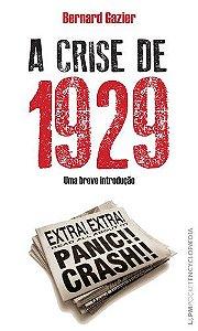 A CRISE DE 1929 - 761
