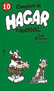 O MELHOR DE HAGAR O HORRÍVEL - VOL. 10