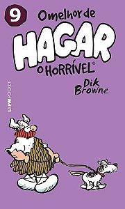 O MELHOR DE HAGAR O HORRÍVEL - VOL. 9