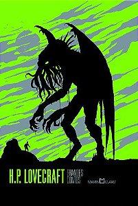 H. P. Lovecraft: Grande contos (Capa dura)