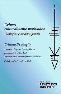 CRIMES CULTURALMENTE MOTIVADOS
