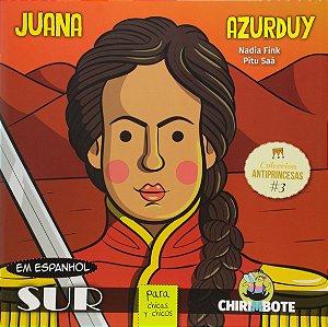 JUANA AZURDUY PARA CHICAS E CHICOS