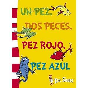 UN PEZ, DOS PECES, PEZ ROJO, PEZ AZUL