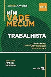 MINI VADE MECUM TRABALHISTA