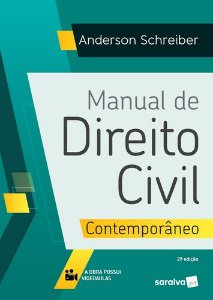 MANUAL DE DIREITO CIVIL CONTEMPORÂNEO