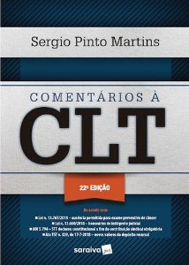 COMENTÁRIOS À CLT