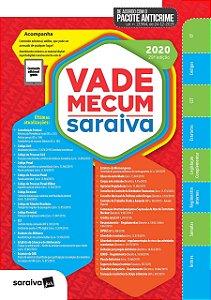 VADE MECUM SARAIVA 2020 - 29ED