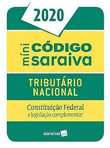 MINI CODIGO TRIBUTARIO NACIONAL 2020
