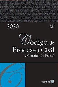 CODIGO DE PROCESSO CIVIL 2020