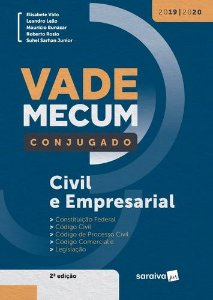 VADE MECUM CIVIL E EMPRESARIAL - CONJUGADO