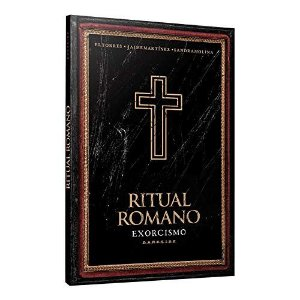 Exorcismo: Ritual Romano - Capa dura