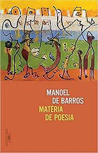 MATERIA DE POESIA