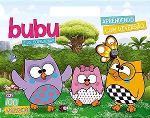 BUBU E AS CORUJINHAS - APRENDENDO COM DIVERSAO