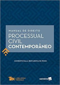 MANUAL DE DIREITO PROCESSUAL CIVIL CONTEMPORANEO