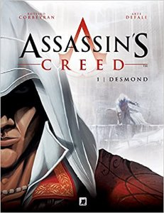 ASSASSINS CREED 1 DESMOND