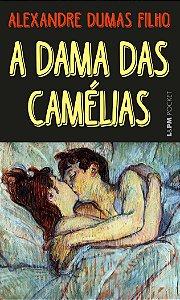 A DAMA DAS CAMELIAS - POCKET