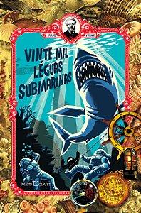 Vinte mil léguas submarinas (Capa dura)