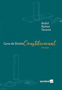 CURSO DE DIREITO CONSTITUCIONAL 18ED