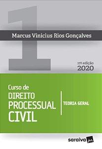 CURSO DE DIREITO PROCESSUAL CIVIL - TEORIA GERAL 17ED