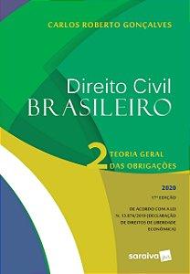DIREITO CIVIL BRASILEIRO VOL. 2 - TEORIA GERAL DAS OBRIGACOE