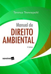 MANUAL DE DIREITO AMBIENTAL 8ED