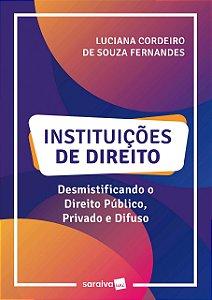 INSTITUICOES DE DIREITO