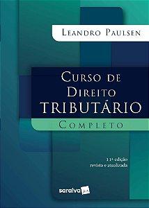 CURSO DE DIREITO TRIBUTARIO COMPLETO 11ED