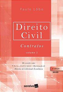 DIREITO CIVIL VOL.3 - CONTRATOS