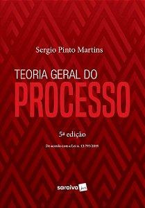 TEORIA GERAL DO PROCESSO 5ED