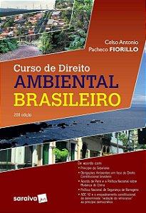CURSO DE DIREITO AMBIENTAL BRASILEIRO 20ED