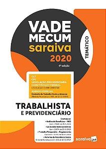 VADE MECUM TRABALHISTA 2020