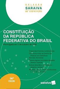 CONSTITUICAO DA REPUBLICA FEDERATIVA DO BRASIL