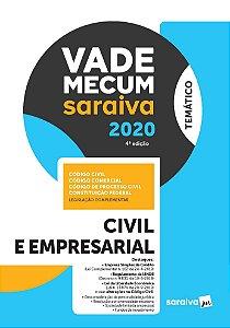 VADE MECUM CIVIL E EMPRESARIAL 2020