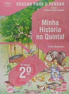 MINHA HISTORIA NO QUINTAL - 2 ANO 2020