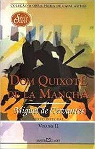 DOM QUIXOTE DE LA MANCHA-VOL. II - VOLUME 56