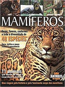 GUIA ANIMAIS DO BRASIL - MAMIFEROS